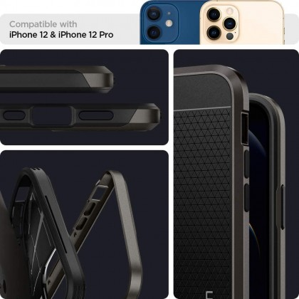 Original Spigen Neo Hybrid Case for Apple iPhone 12 / 12 Pro / 12 Pro Max